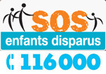 116000 enfants disparus